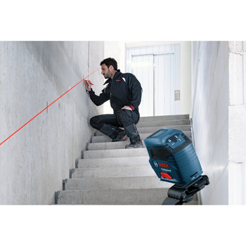 Factory Reconditioned Bosch GLL55-RT Professional Self-Leveling Cross-Line Laser image number 4
