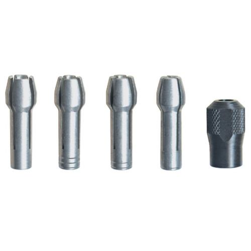 Dremel 4485 Quick Change Collet Nut Set image number 0