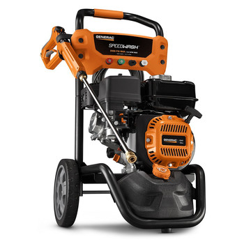 Generac 6882 2,900 PSI 2.4 GPM SpeedWash Gas Pressure Washer