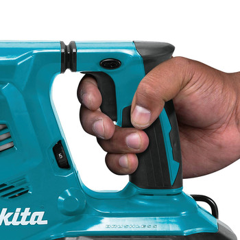 Makita XRH10ZW 18V X2 LXT (36V) Brushless Cordless 1-1/8 in. AVT Rotary Hammer, accepts SDS-PLUS bits with Extractor, AFT, AWS Capable (Tool Only) image number 5