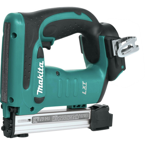 Makita XTS01Z 18V LXT 3.0 Ah Cordless Lithium-Ion 3/8 in. Crown Stapler (Bare Tool)
