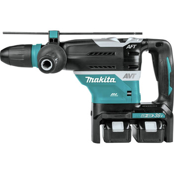 Makita XRH07PTUN 18V X2 LXT Lithium-Ion (36V) Brushless Cordless 1-9/16 in. Advanced AVT Rotary Hammer Kit (5 Ah) image number 1