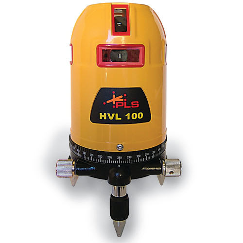Pacific Laser Systems HVL 100 360-Degree Self-Leveling Laser