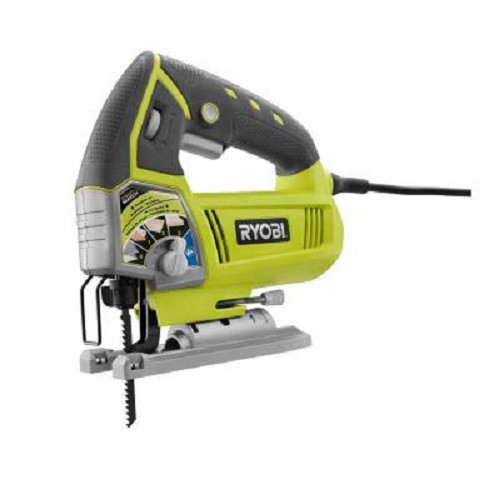 Factory Reconditioned Ryobi ZRJS481LG 4.8 Amp Variable-Speed Orbital Jigsaw image number 0
