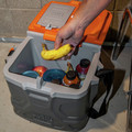 Klein Tools 55600 Tradesman Pro Tough Box 17 Quart Cooler image number 3