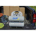 Quipall 4-1-SILTWN-AL 4.6 Gallon 1 HP Aluminum Twin Stack Ultra Quiet and Oil Free Compressor image number 11