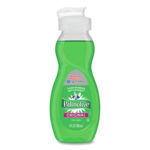 Palmolive 01417 Dishwashing Liquid, Original Scent, 3oz Bottle, 72/carton image number 0