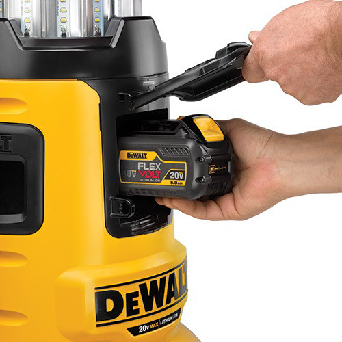 Dewalt Dcl070 20v Max Cordless Lithium Ion Bluetooth Led