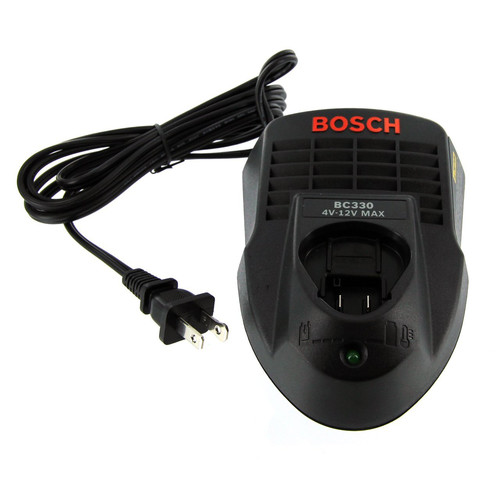 bosch bc330 12v lithium ion battery charger. Black Bedroom Furniture Sets. Home Design Ideas