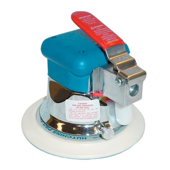 Hutchins 4500 Super 6 in. PSA Pad Random Orbital Air Sander