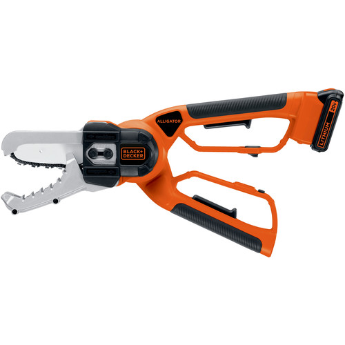 Black & Decker LLP120 20V MAX Cordless Lithium-Ion Alligator Lopper Kit image number 0