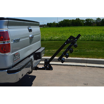 Detail K2 BCR490 Hitch-Mounted Bicycle Carrier image number 10