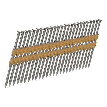 Freeman SSFR.120-3RS 2500-Piece 21 Degree Plastic Collated .120 in. x 3 in. Full Round Head Framing Nails Set