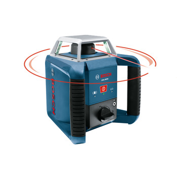 Bosch GRL400H Self-Leveling Exterior Rotary Laser image number 1