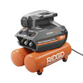 Factory Reconditioned Ridgid ZROF45200SS Ridgid 200 psi 4.5 Gal. Electric Quiet Compressor