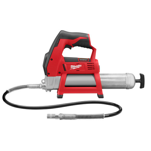 Milwaukee 2446-20 M12 12V Cordless Lithium-Ion Grease Gun (Bare Tool)