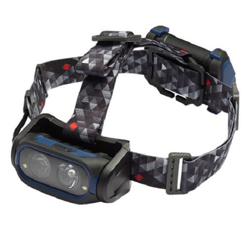 NightSearcher HT340R 4.8V Rechargeable Ni-MH High Performance LED Head Torch