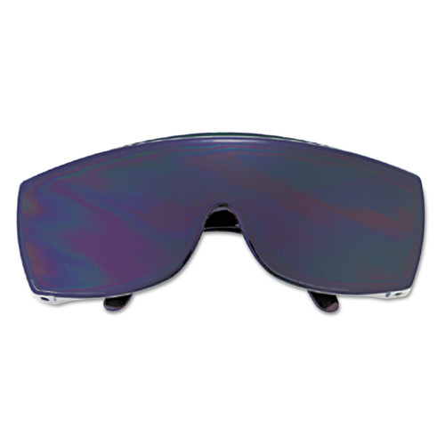 Crews 98150 Yukon Safety Glasses, Filter 5.0 Coated Lens