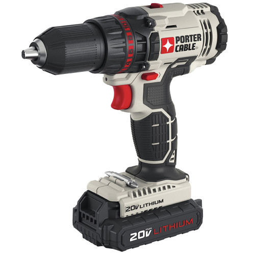 Factory Reconditioned Porter-Cable PCCK619L8R 20V MAX Cordless Lithium-Ion 8-Tool Combo Kit image number 4