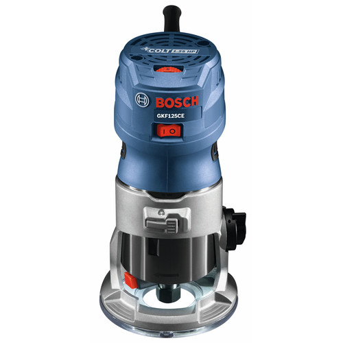 Factory Reconditioned Bosch GKF125CEK-RT 120V 7 Amp 1.25 HP Variable Speed Palm Router