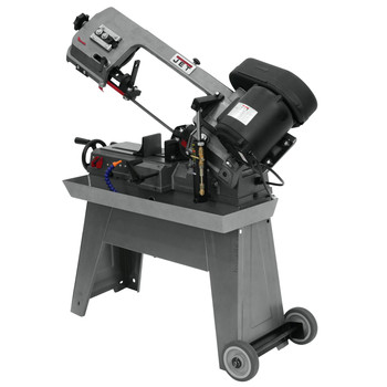 JET J-3130 5 in. x 8 in. Horizontal Dry Band Saw 1/2 HP115V1-Phase