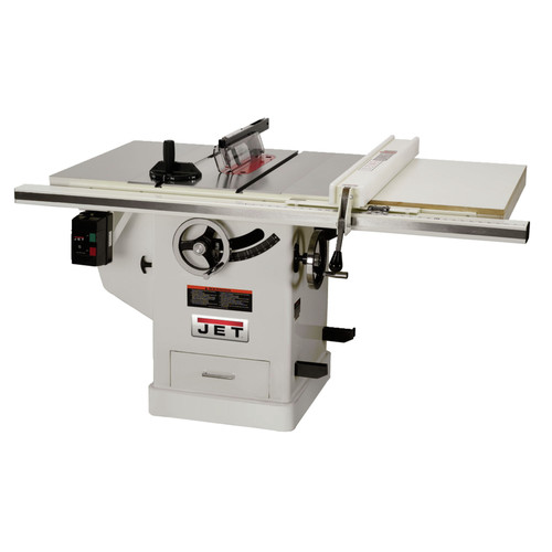 JET JTAS-10XL30-5/1DX 5 HP 10 in. Single Phase Left Tilt Deluxe XACTA Table Saw with 30 in. XACTAFence II