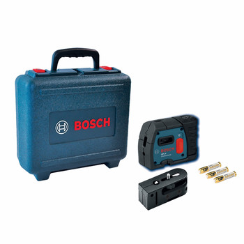 Bosch GPL5 5-Point Self-Leveling Alignment Laser image number 2