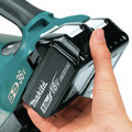 Makita XBU02PT1 18V X2 (36V) LXT Lithium-Ion Brushless Cordless Blower Kit with 4 Batteries (5.0Ah) image number 6