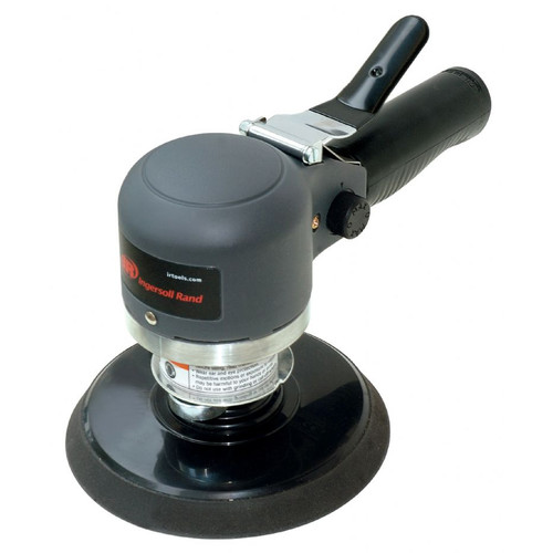 Ingersoll Rand 311A 6 in. Dual-Action Quiet Air Random Orbital Sander