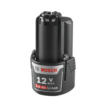 Bosch CLPK22-120 12V Lithium-Ion 3/8 in. Drill Driver and Impact Driver Combo Kit image number 5