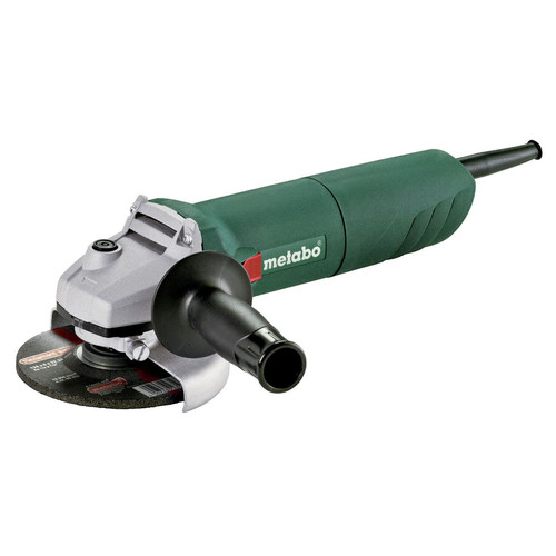 Metabo W1080 -125 4-1/2 in. & 5 in. 10.0 Amp 10,000 RPM Angle Grinder