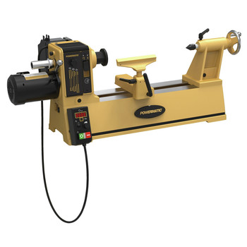 Powermatic 1792014 PM2014 115V 1 HP Corded Benchtop Lathe