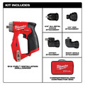 Milwaukee 2505-20 M12 FUEL Lithium-Ion Installation Drill Driver (Tool Only) image number 1