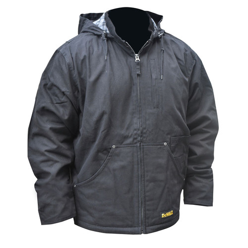 Dewalt DCHJ076ABB-L 20V MAX Li-Ion Heavy Duty Heated Work Coat (Jacket Only) - Large image number 0