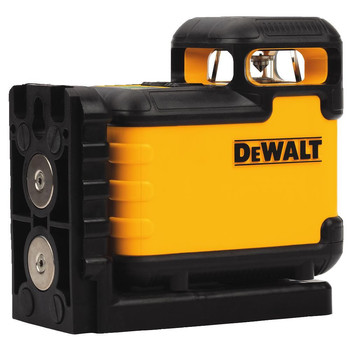 Dewalt DW03601CG 360-Degrees Green beam Cross Line Laser image number 2