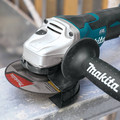 Makita B-46159 4-1/2 in. x .032 in. x 7/8 in. Ultra Thin Cut-Off Grinding Wheel image number 2