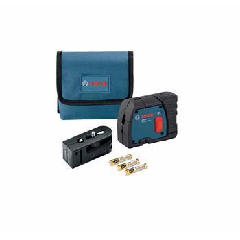 Factory Reconditioned Bosch GPL3-RT 1.5V 3-Point Self-Leveling Alignment Laser image number 0