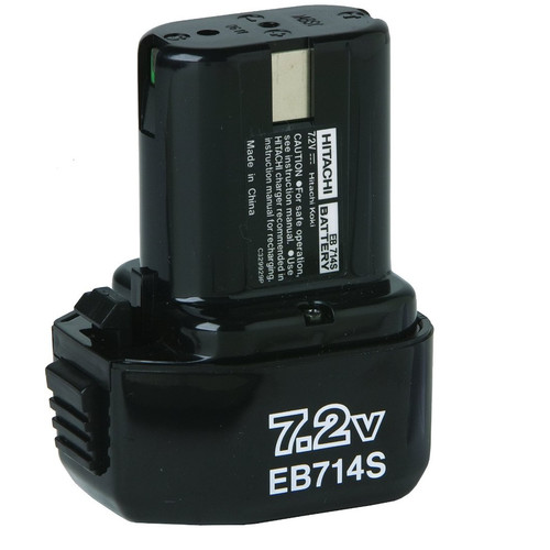 Hitachi EB714S 7.2V 1.4 Ah Ni-Cd Battery