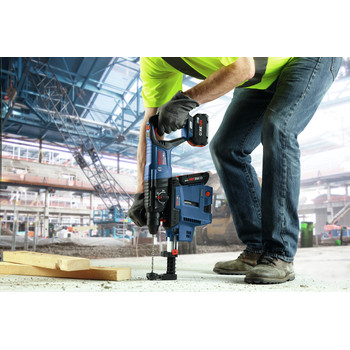 Bosch GBH18V-26DN 18V EC Brushless SDS-Plus Bulldog 1 in. Rotary Hammer (Tool Only) image number 5