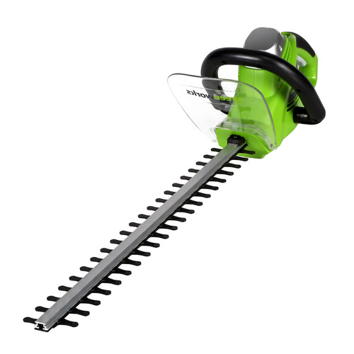 Greenworks 2200102 4 Amp 22 in. Electric Hedge Trimmer