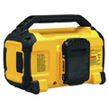 Factory Reconditioned Dewalt DCR010R 12V/20V MAX Lithium-Ion Jobsite Corded/Cordless Bluetooth Speaker (Tool Only) image number 2
