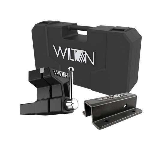 Wilton ATV All-Terrain Vise 6 in. Jaw Width5-3/4 in. Jaw Opening5 in. Throat Depth Kit with Carrying Case