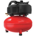 Factory Reconditioned Craftsman CMEC6150R 0.8 HP 6 Gallon Oil-Free Pancake Air Compressor image number 4