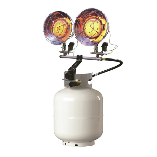 Mr. Heater F242650 28,000 BTU Tank Top Infrared Propane Heater
