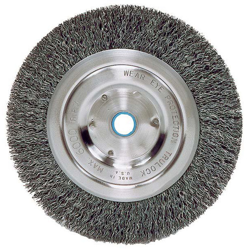 ATD 8250 6 in. Bench Grinder Wheel Medium Face
