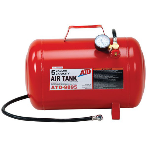 ATD 9895 5 Gallon Air Tank