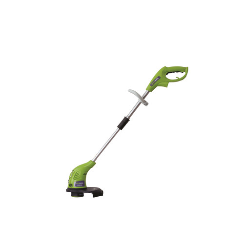 Greenworks 21212 4 Amp 13 in. Straight Shaft Electric String Trimmer / Edger