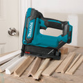 Makita XTP02Z 18V LXT Lithium-Ion Cordless 23 Gauge Pin Nailer (Tool Only) image number 4