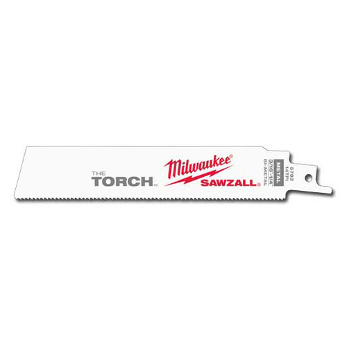 Milwaukee 48-00-5782 Torch Demo Blade 6 in. 14 TPI