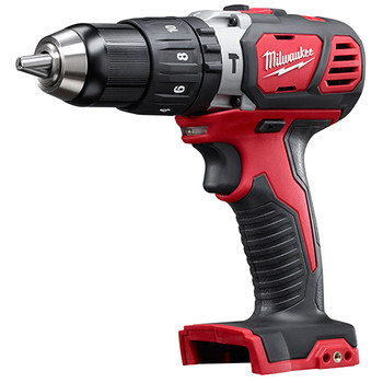 Factory Reconditioned Milwaukee 2607-80 M18 Lithium-Ion XC Compact 1/2 in. Cordless Hammer Drill Driver (Tool Only)